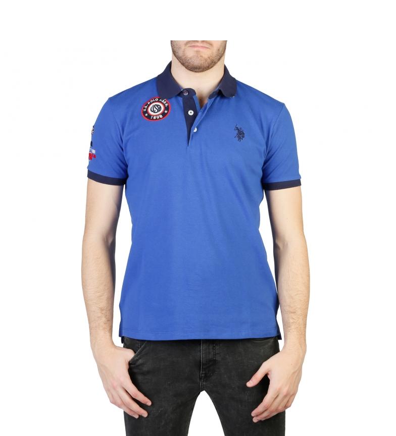 Comprar U.S. Polo Polo 50024_41029 azul