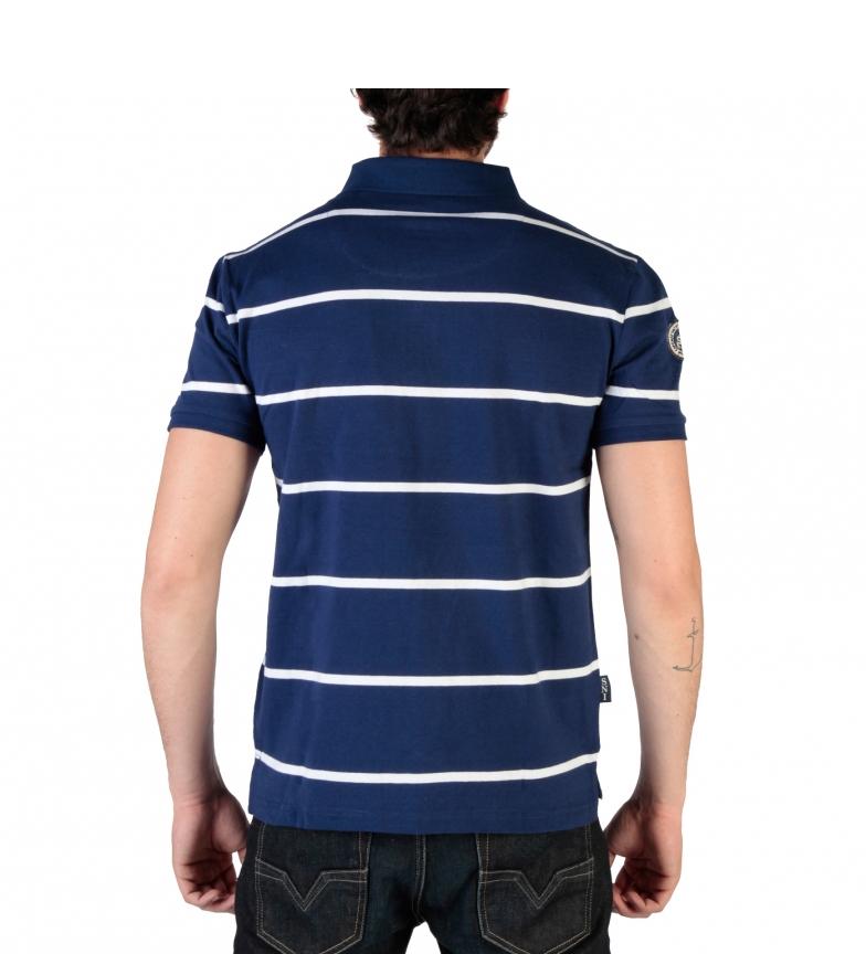 Nautica 818853 Italiana Scuola Polo Blue yvb7Y6gf