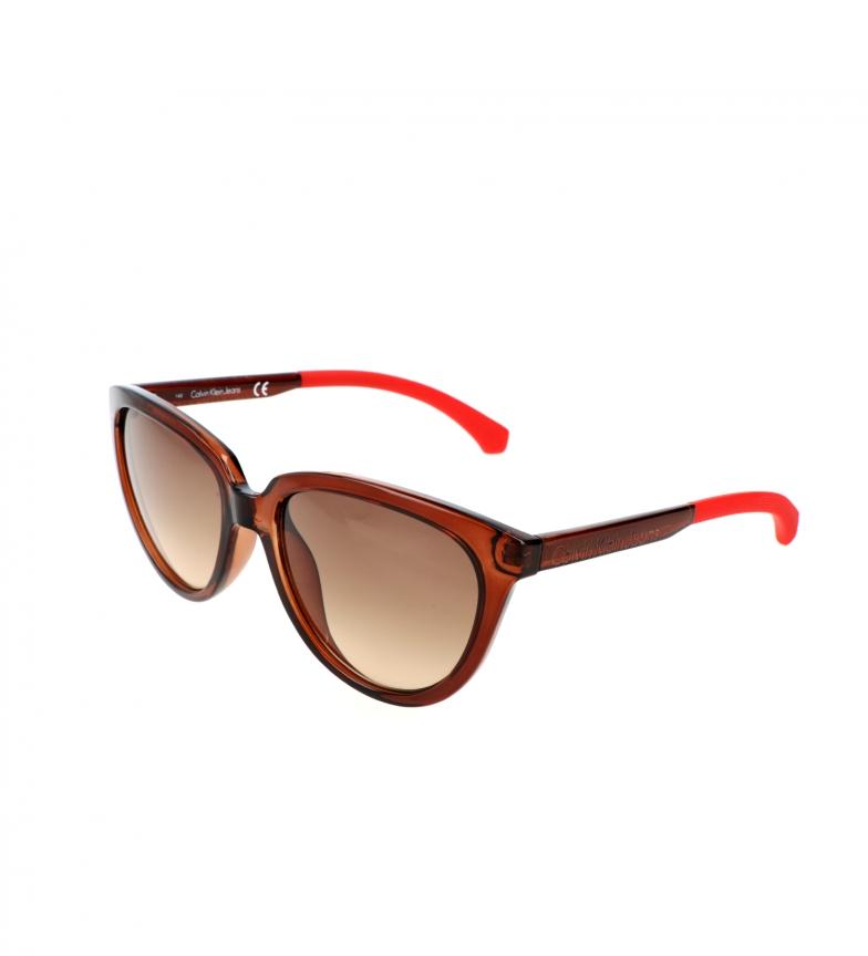 Comprar Calvin Klein Occhiali da sole CKJ802S marrone