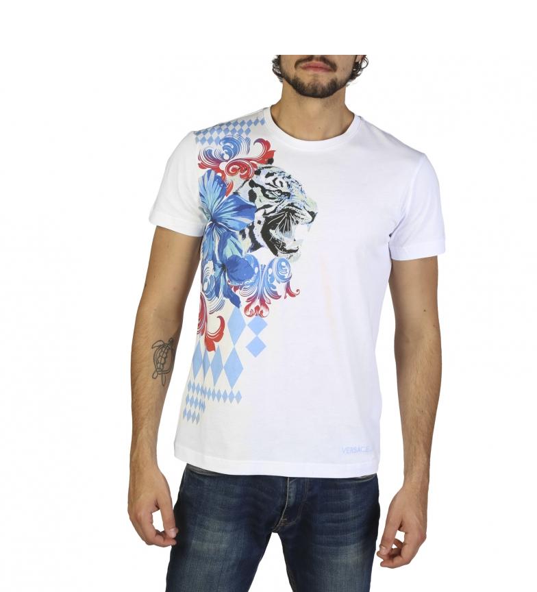 Comprar Versace Jeans Camisetas B3GRB71H36598 branco