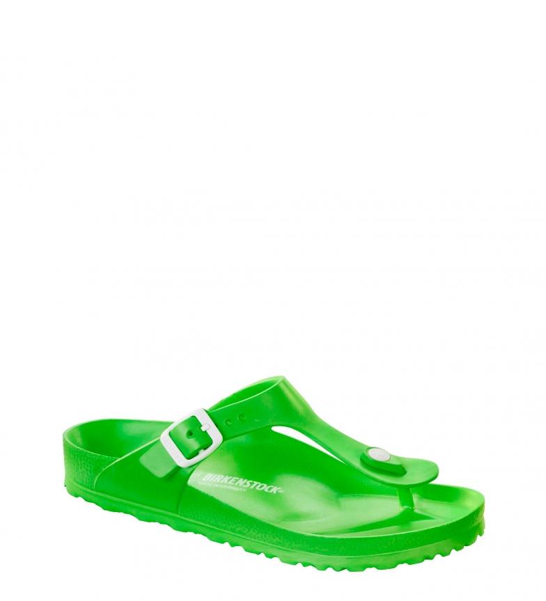 Comprar Birkenstock Flip-flops GIZEH-EVA verde