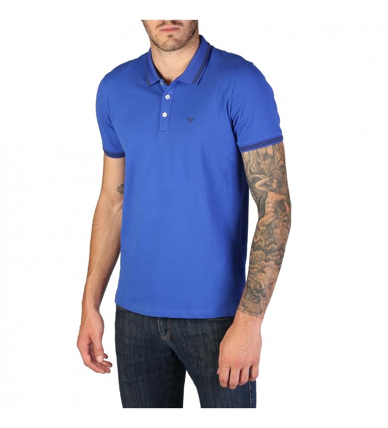 Comprar Emporio Armani Polo 8N1F2B blue