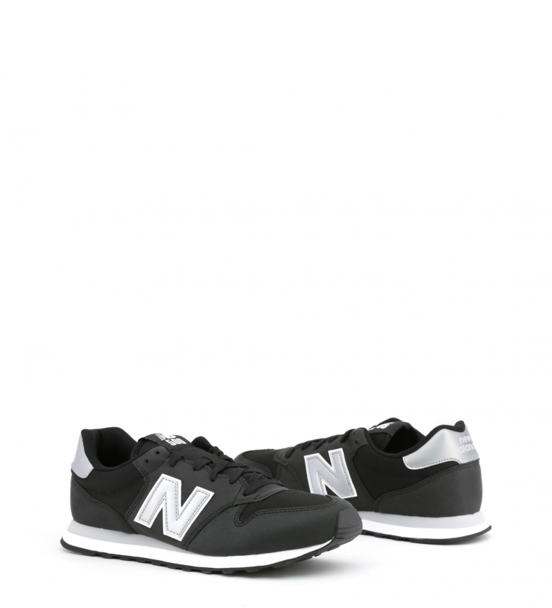 Sneakers Balance New Black Gm500 vnw8mN0