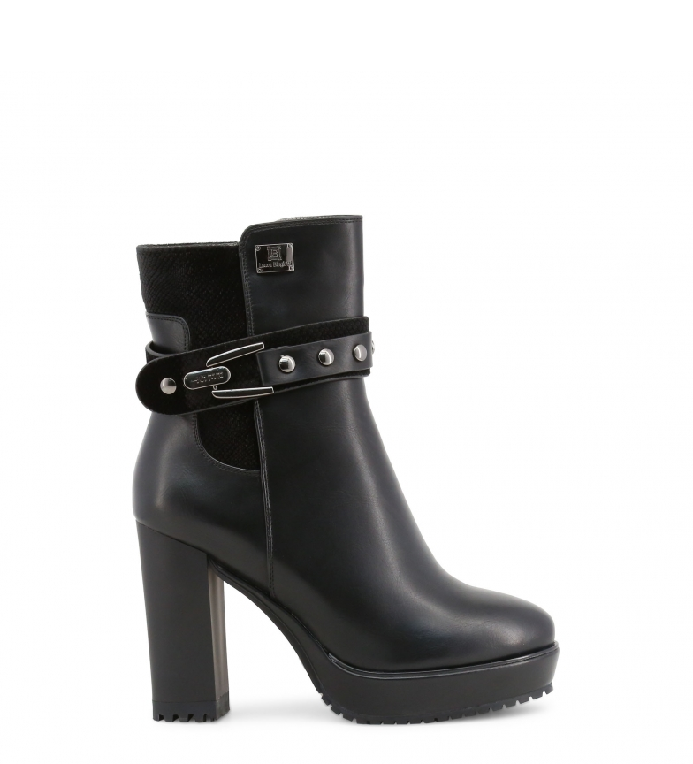 Comprar Laura Biagiotti Ankle boots 5124L black -Heel height: 10.5cm-