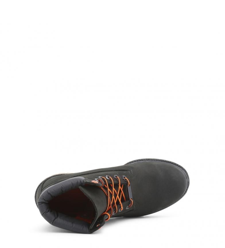 Timberland Botines Piel De Negro Premium boot 8nmvyON0w