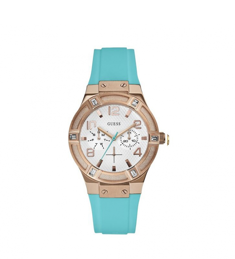 Comprar Guess Reloj W0564 blue