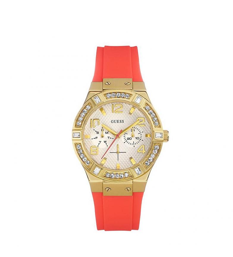 Comprar Guess W0564 watch orange