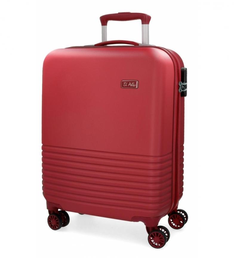 Comprar El Potro Cabin case El Potro Ride red -36x55x20cm-