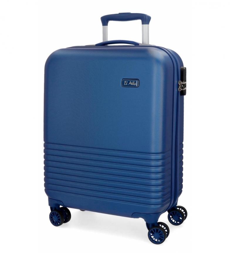 Comprar El Potro Custodia da cabina El Potro Ride blu -36x55x55x20cm-