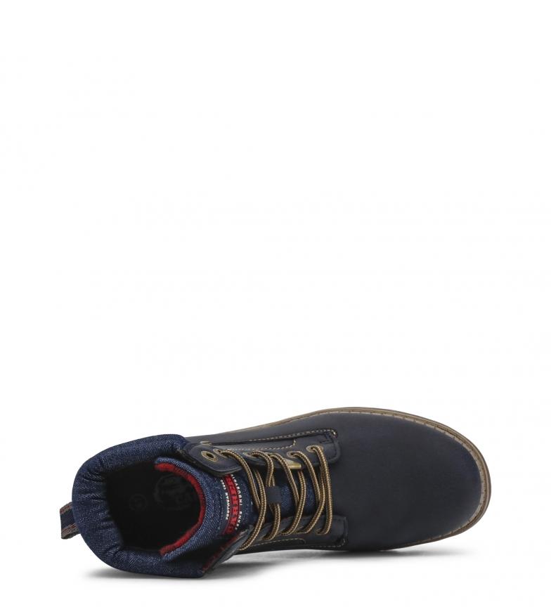 Carrera-Jeans-Stivaletti-Chukka-Alabama-Tennessee-Panama-Nevada-Uomo