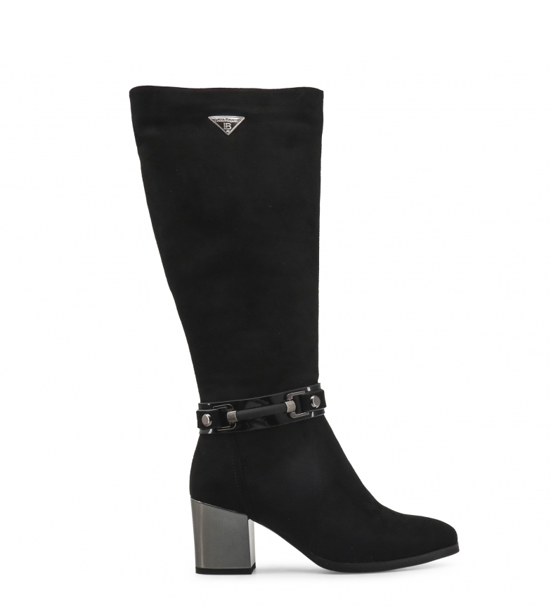 Comprar Laura Biagiotti Boots 5133 black - Heel height: 7cm-