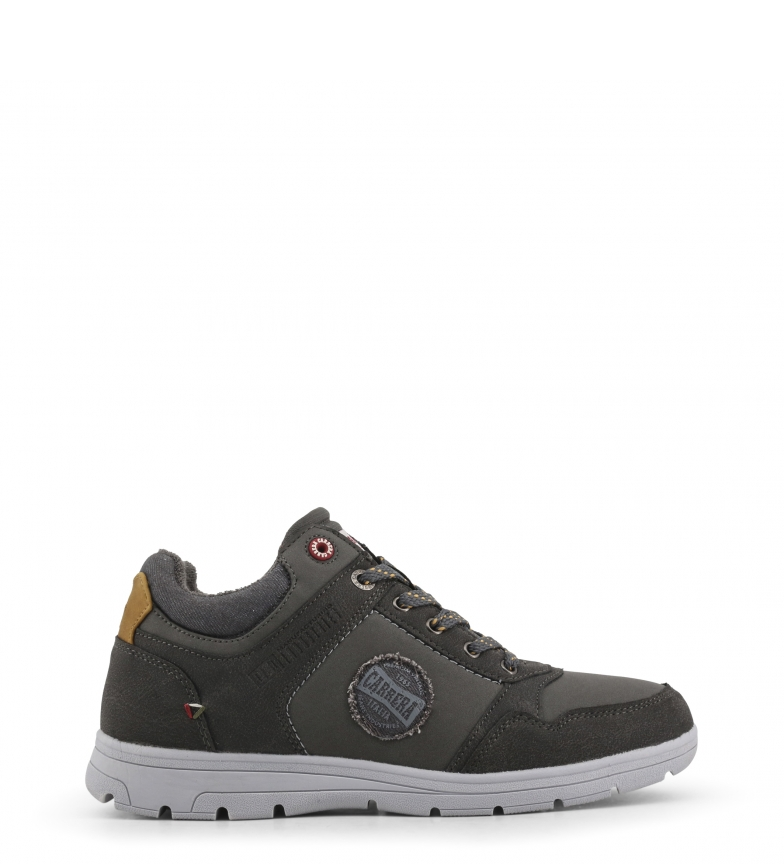 Carrera-Jeans-Sneakers-Ronnie-Loyd-Boxer-Hombre-chico-Plano-Cordones miniatura 43