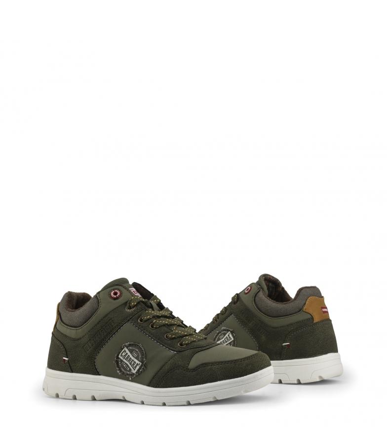 Carrera-Jeans-Sneakers-Ronnie-Loyd-Boxer-Hombre-chico-Plano-Cordones miniatura 34