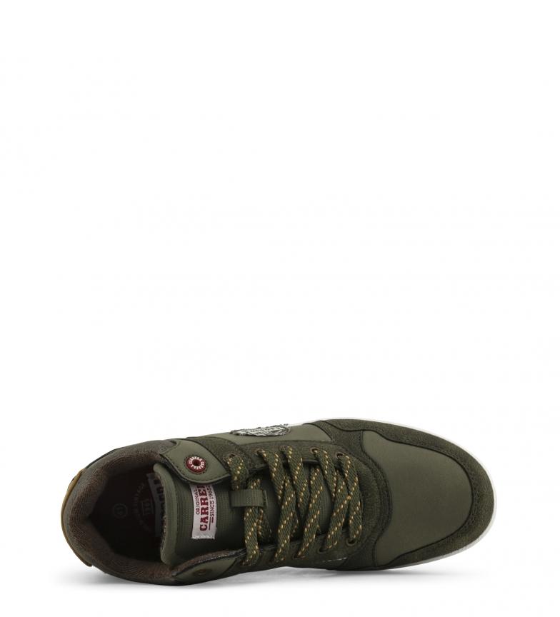 Carrera-Jeans-Sneakers-Ronnie-Loyd-Boxer-Hombre-chico-Plano-Cordones miniatura 35