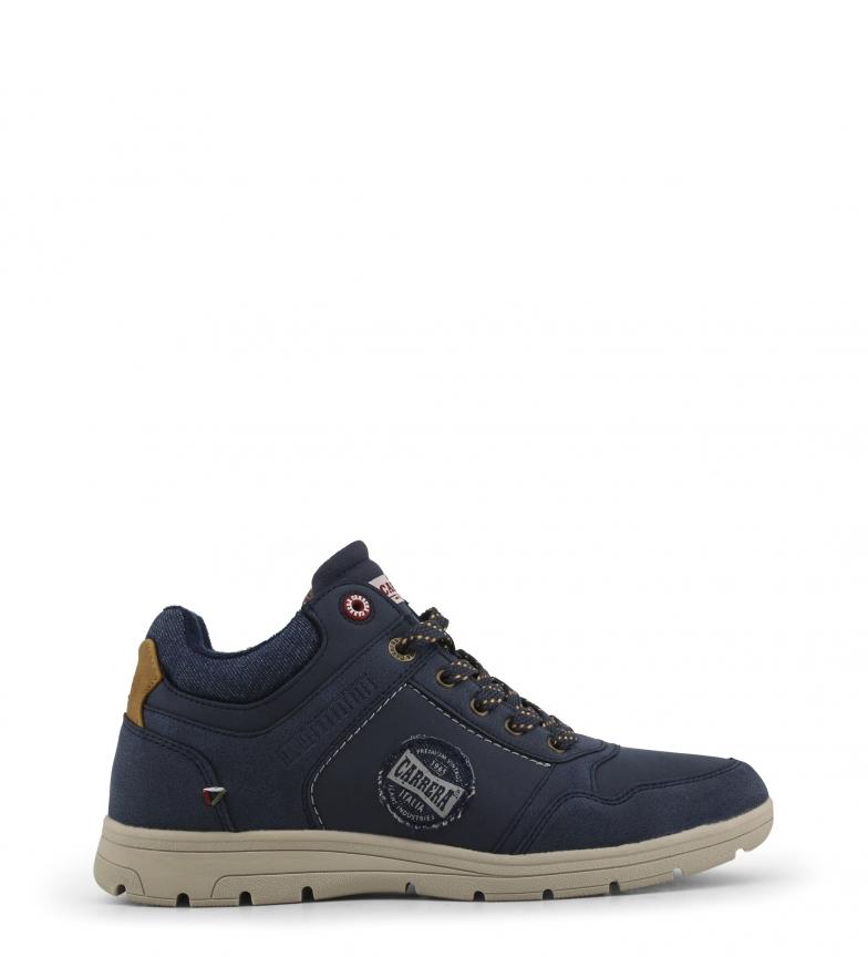 Carrera-Jeans-Sneakers-Ronnie-Loyd-Boxer-Hombre-chico-Plano-Cordones miniatura 38