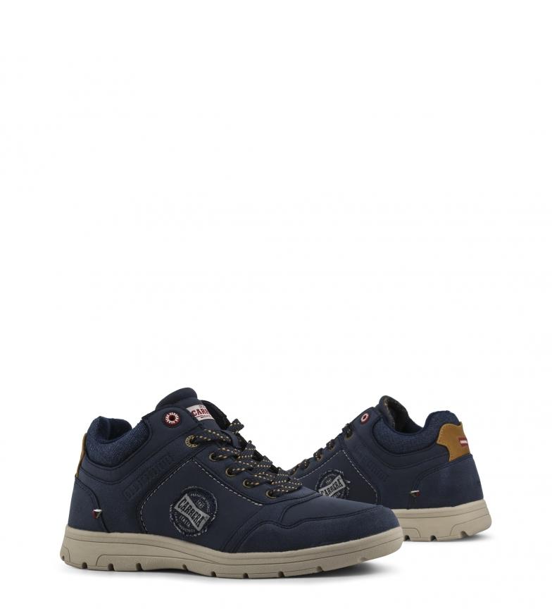 Carrera-Jeans-Sneakers-Ronnie-Loyd-Boxer-Hombre-chico-Plano-Cordones miniatura 39