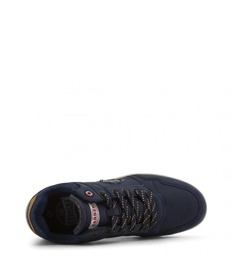 Carrera-Jeans-Sneakers-Ronnie-Loyd-Boxer-Hombre-chico-Plano-Cordones miniatura 40