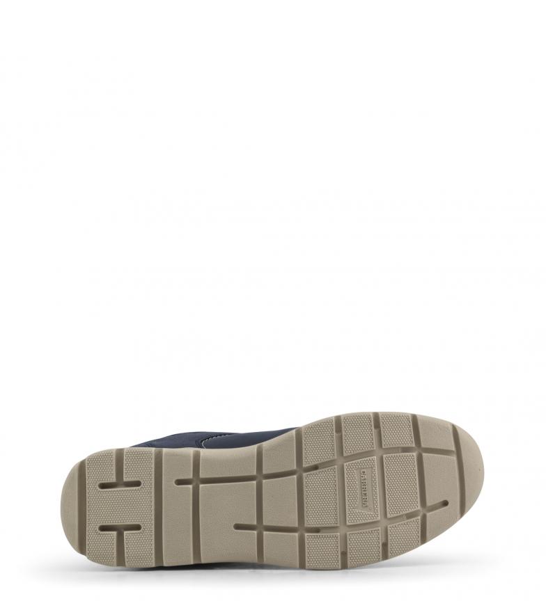 Carrera-Jeans-Sneakers-Ronnie-Loyd-Boxer-Hombre-chico-Plano-Cordones miniatura 41