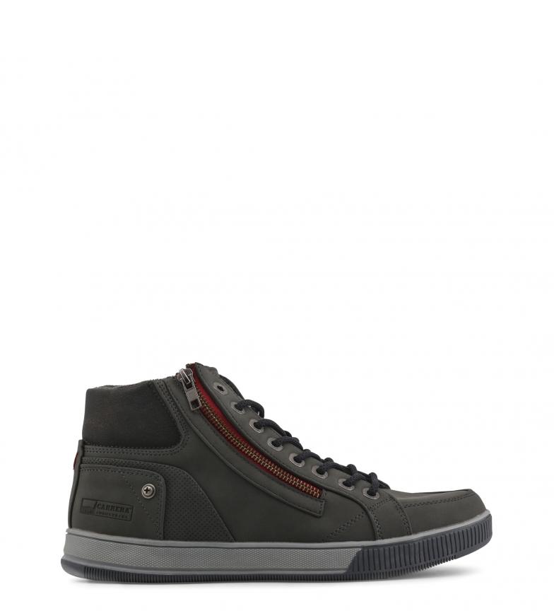 Carrera-Jeans-Sneakers-Ronnie-Loyd-Boxer-Hombre-chico-Plano-Cordones miniatura 23