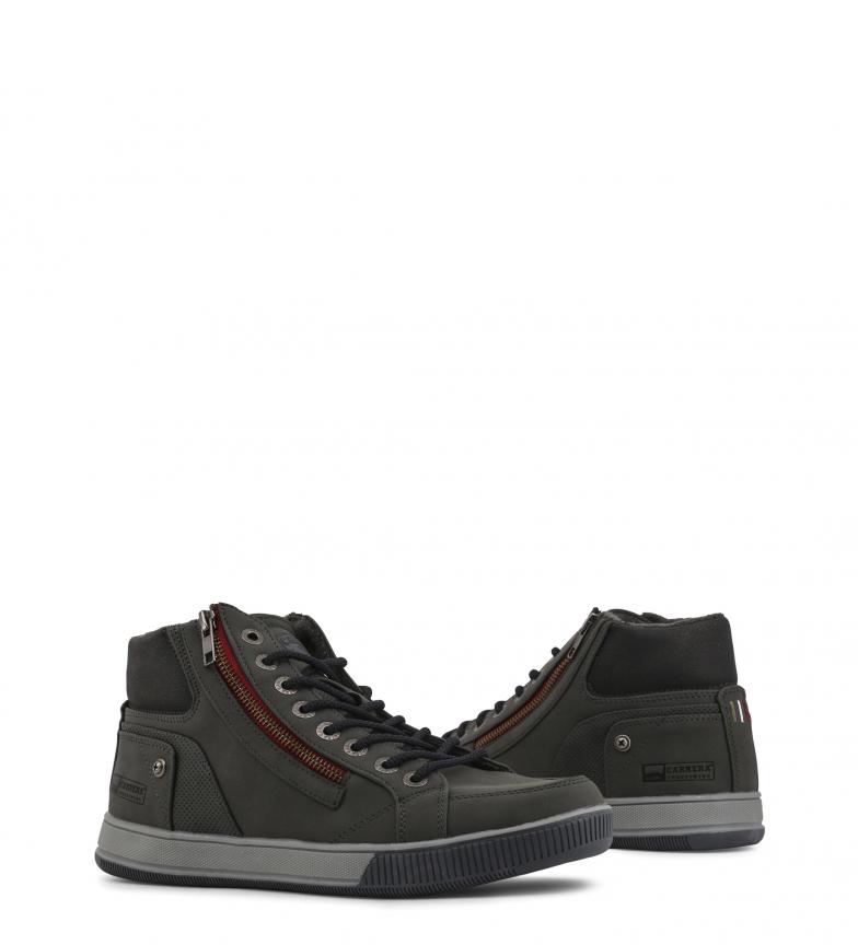Carrera-Jeans-Sneakers-Ronnie-Loyd-Boxer-Hombre-chico-Plano-Cordones miniatura 24