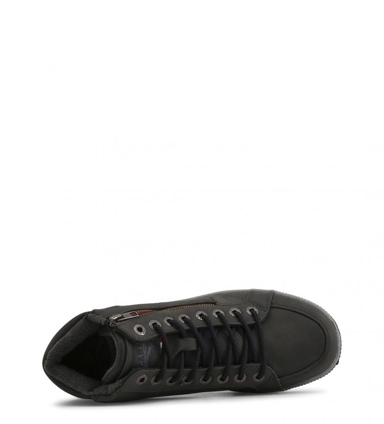 Carrera-Jeans-Sneakers-Ronnie-Loyd-Boxer-Hombre-chico-Plano-Cordones miniatura 25