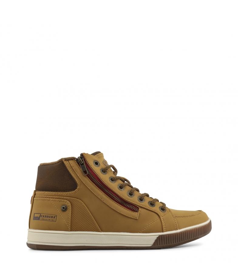 Carrera-Jeans-Sneakers-Ronnie-Loyd-Boxer-Hombre-chico-Plano-Cordones miniatura 28