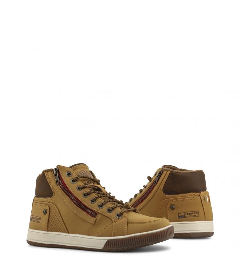 Carrera-Jeans-Sneakers-Ronnie-Loyd-Boxer-Hombre-chico-Plano-Cordones miniatura 29
