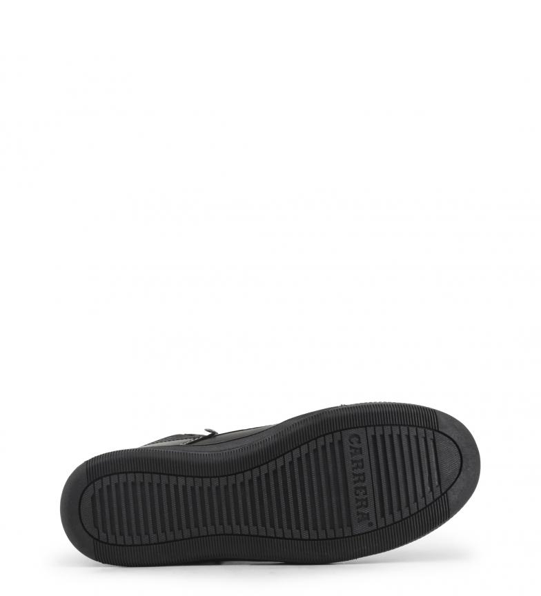 Carrera-Jeans-Sneakers-Ronnie-Loyd-Boxer-Hombre-chico-Plano-Cordones miniatura 6