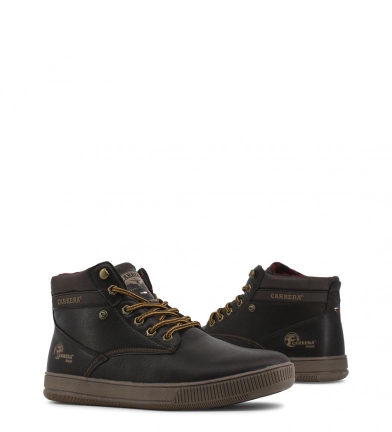 Carrera-Jeans-Sneakers-Ronnie-Loyd-Boxer-Hombre-chico-Plano-Cordones miniatura 9