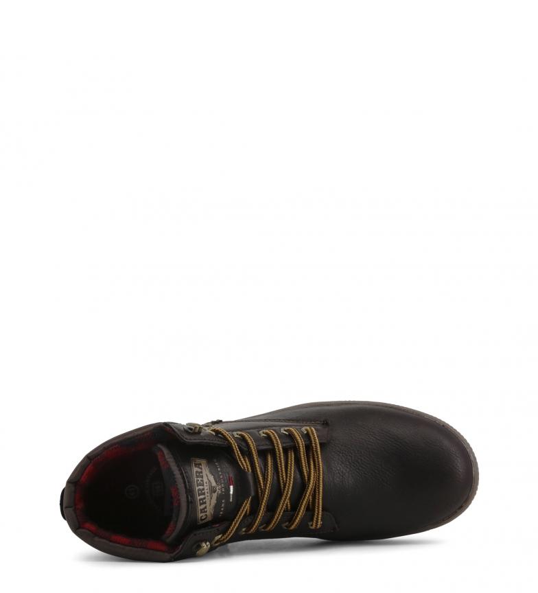 Carrera-Jeans-Sneakers-Ronnie-Loyd-Boxer-Hombre-chico-Plano-Cordones miniatura 10