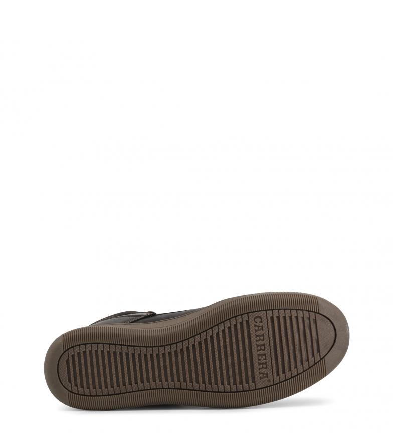 Carrera-Jeans-Sneakers-Ronnie-Loyd-Boxer-Hombre-chico-Plano-Cordones miniatura 11