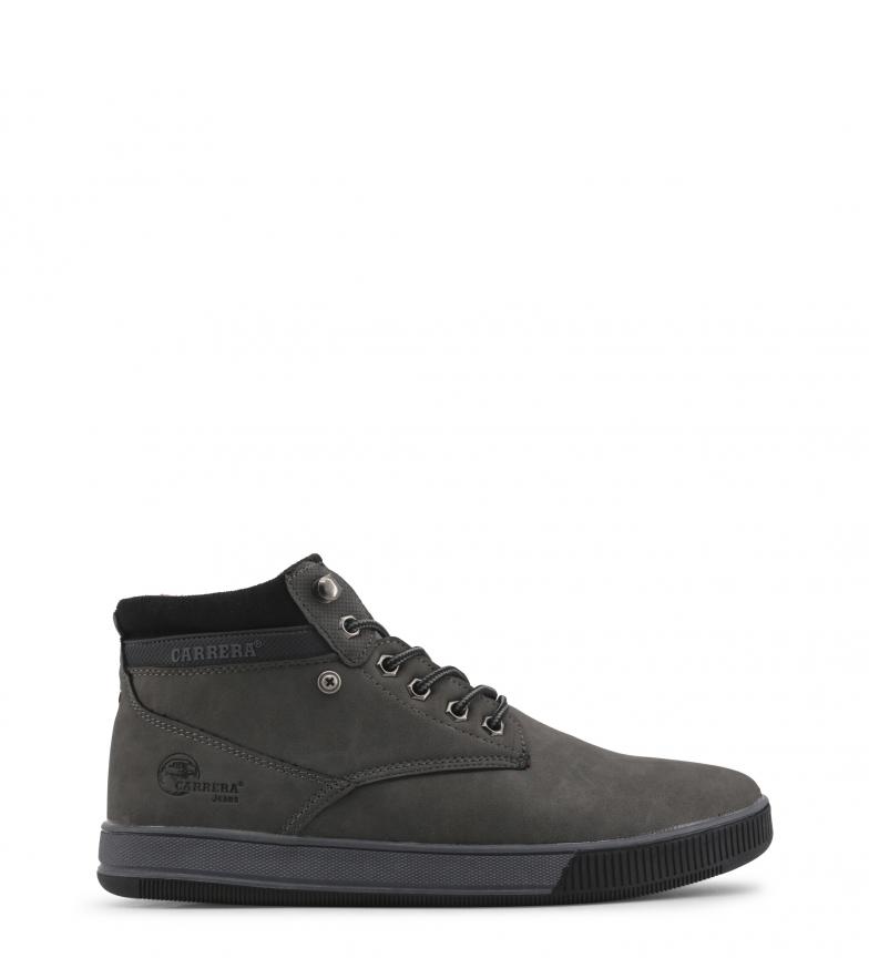 Carrera-Jeans-Sneakers-Ronnie-Loyd-Boxer-Hombre-chico-Plano-Cordones miniatura 18