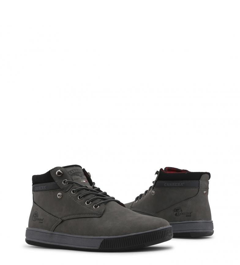 Carrera-Jeans-Sneakers-Ronnie-Loyd-Boxer-Hombre-chico-Plano-Cordones miniatura 19