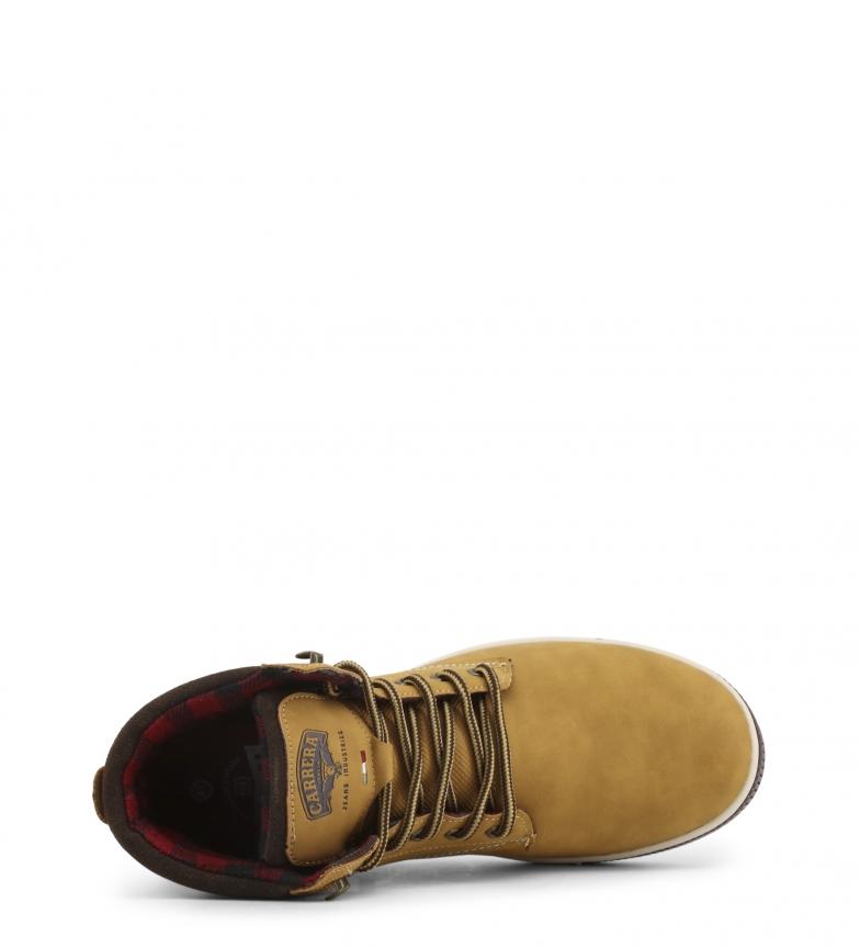 Carrera-Jeans-Sneakers-Ronnie-Loyd-Boxer-Hombre-chico-Plano-Cordones miniatura 15