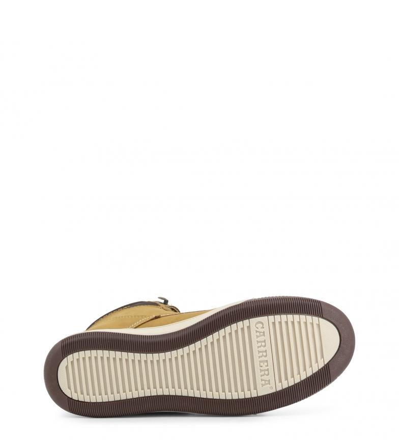 Carrera-Jeans-Sneakers-Ronnie-Loyd-Boxer-Hombre-chico-Plano-Cordones miniatura 16