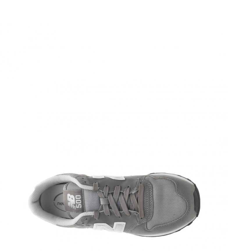 New Balance - scarpe da da da ginnastica GM500 grigio Uomo Nero verde Blu Tessuto Sintetico Basso | Sale Online  1802df