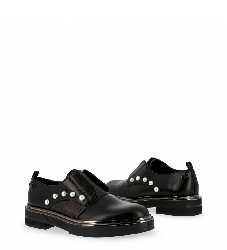 Blu Zapatos Black 687241 Bajos Byblos CBdrexo