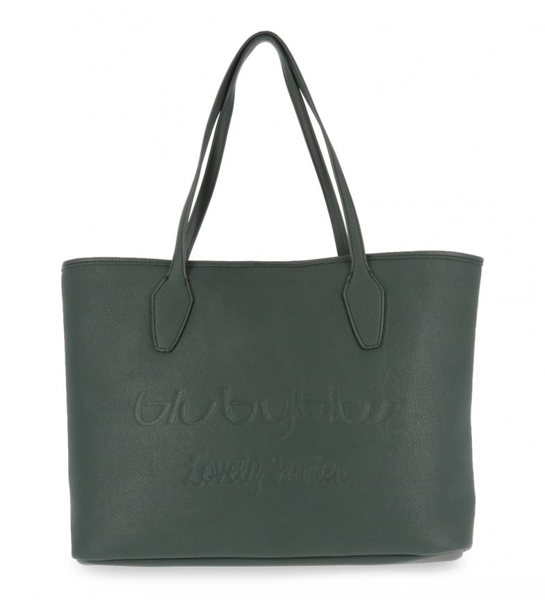 Comprar Blu Byblos Shopping bag LOVELYWINTER_685900 green