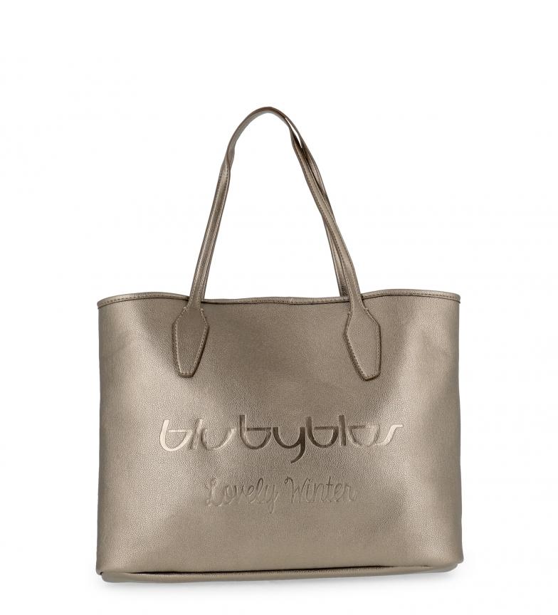 Comprar Blu Byblos Shopping bag LOVELYWINTER_685900 beige -46x32.5x16cm-