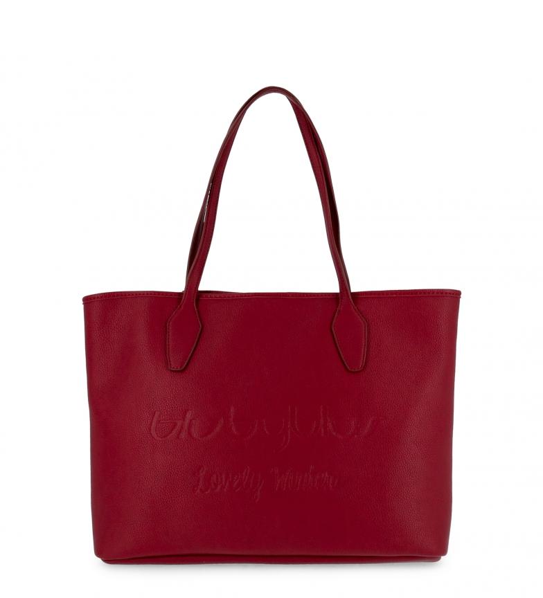 Comprar Blu Byblos Shopping bag LOVELYWINTER_685900 red -46x32.5x16cm-