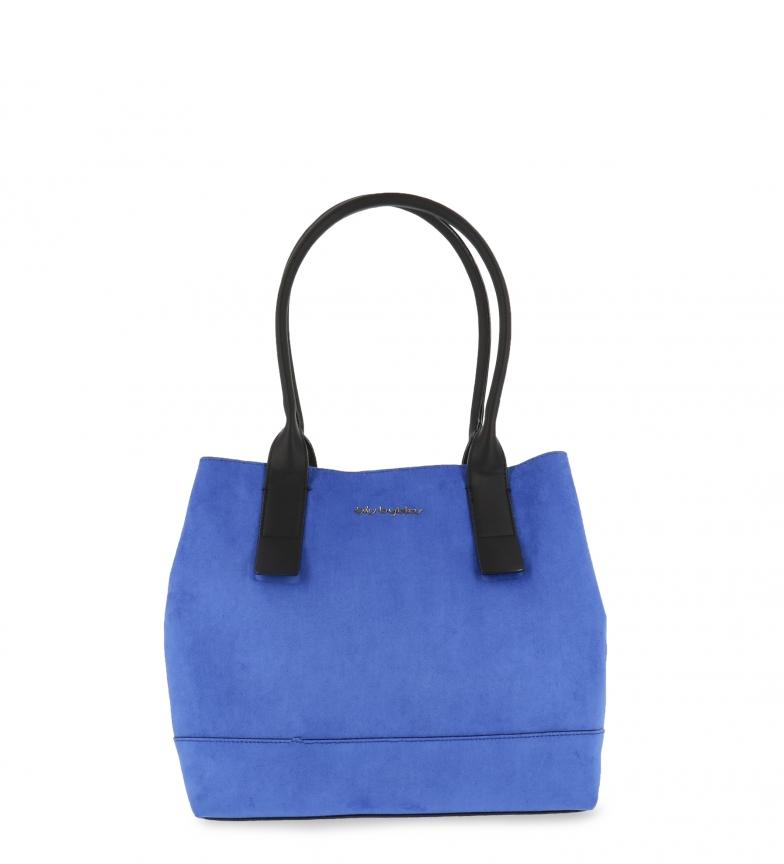 Comprar Blu Byblos Shoulder bags WALKON_685710 blue -32x30.5x15cm-