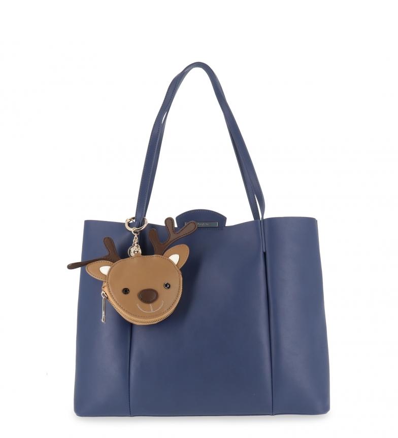 Comprar Blu Byblos Shopping bag STUCK_685620 blue -35x30x14cm-