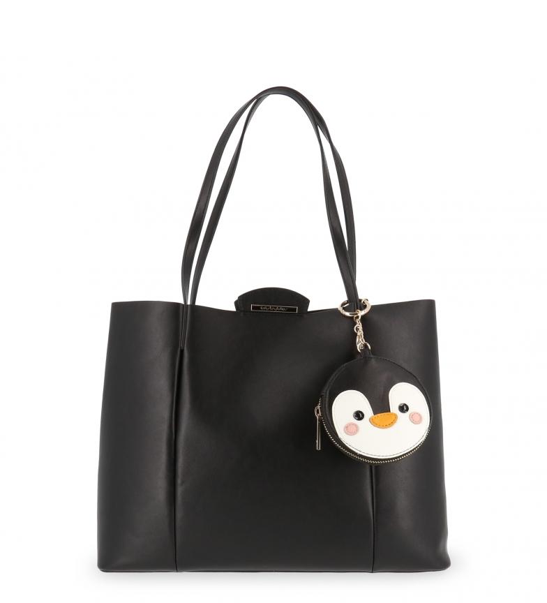 Comprar Blu Byblos Shopping bag STUCK_685620 black -35x30x14cm-