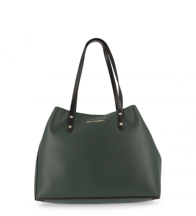 Comprar Blu Byblos Shopping bag WINTERLEMUR_685430 green -37x28.5x13cm-