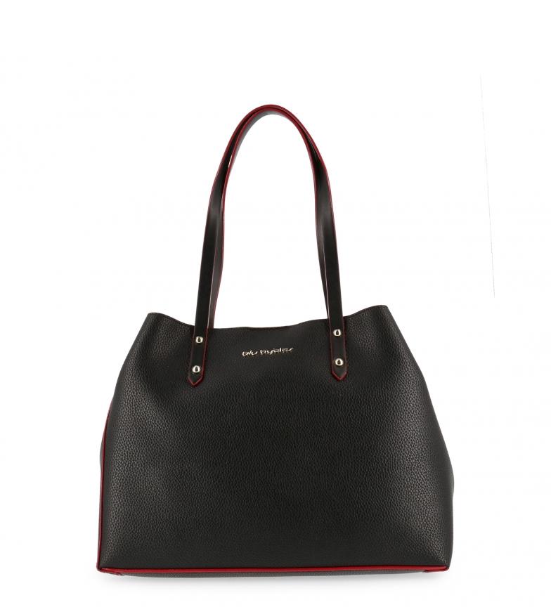Comprar Blu Byblos Shopping bag WINTERLEMUR_685430 black -37x28.5x13cm-