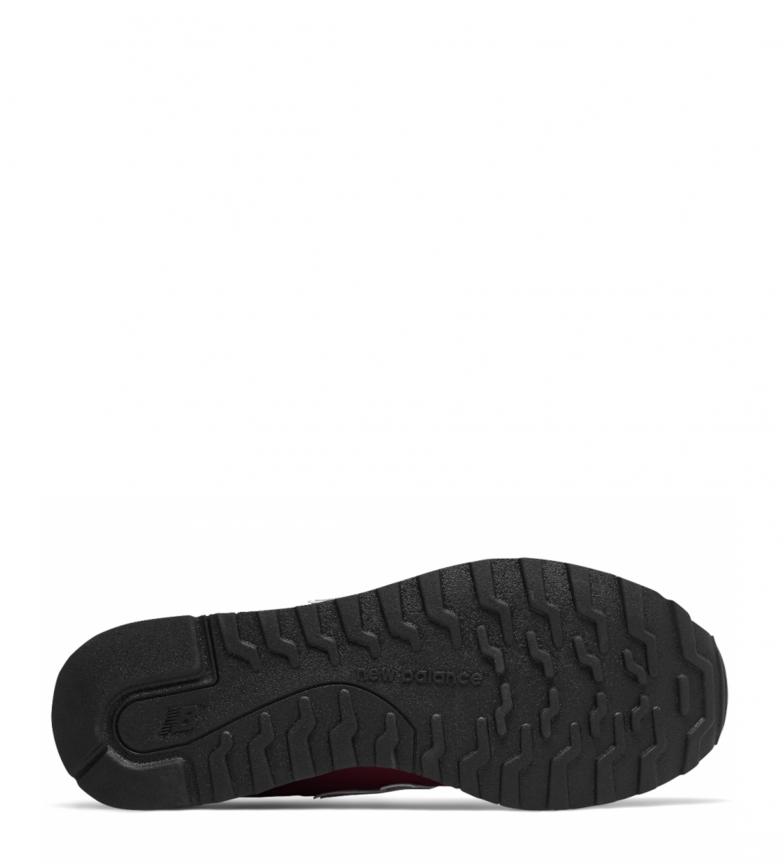 Casual Sneakers Basso Stringhe Granata Balance Uomo Gm500 Grigio Marrone New g045xH0