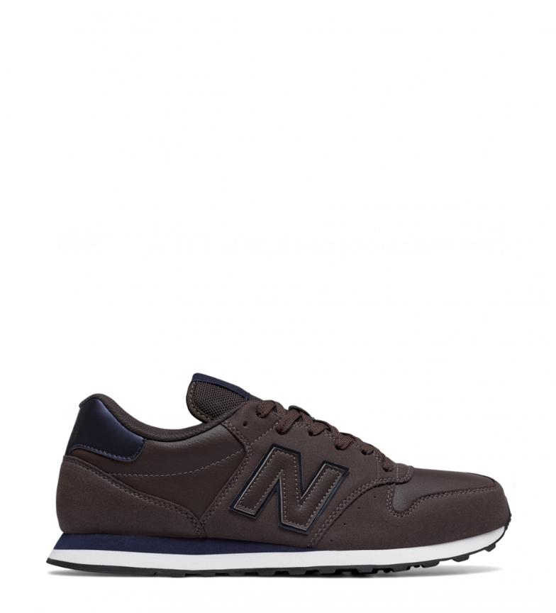 Balance Gm500 New Brown New Sneakers Brown Gm500 New Sneakers Balance Balance 8nwmvN0