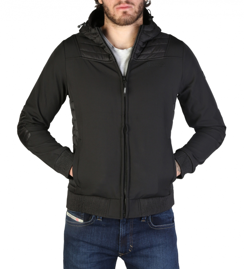 Black Geographical Geographical Norway Chaquetas Norway Chaquetas Norway Chaleur Chaleur Black Chaquetas Geographical ZuTXkPOi