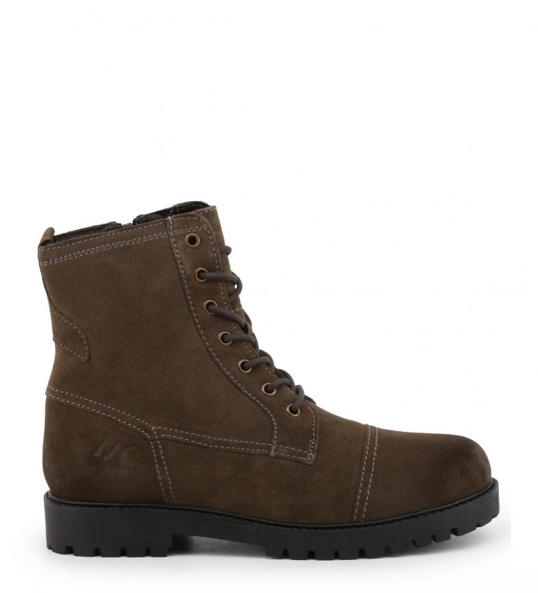 Comprar Lumberjack Botas de piel SM52201-001 brown
