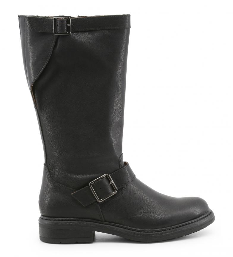 Comprar Docksteps Bottes en cuir CORONA-BOOT_2054_BLACK noir